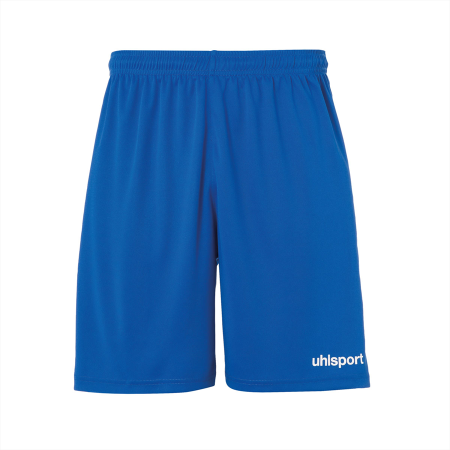 Uhlsport Short Center ohne Innenslip blau/weiß