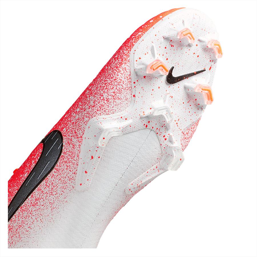Nike Fußballschuh Mercurial Superfly VI Elite FG orange/weiß Bild 6