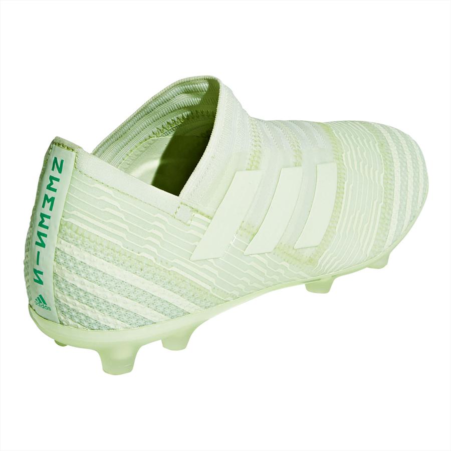 adidas Kinder Fußballschuh Nemeziz 17+ 360 Agility FG J pastellgrün/hellgrün Bild 5