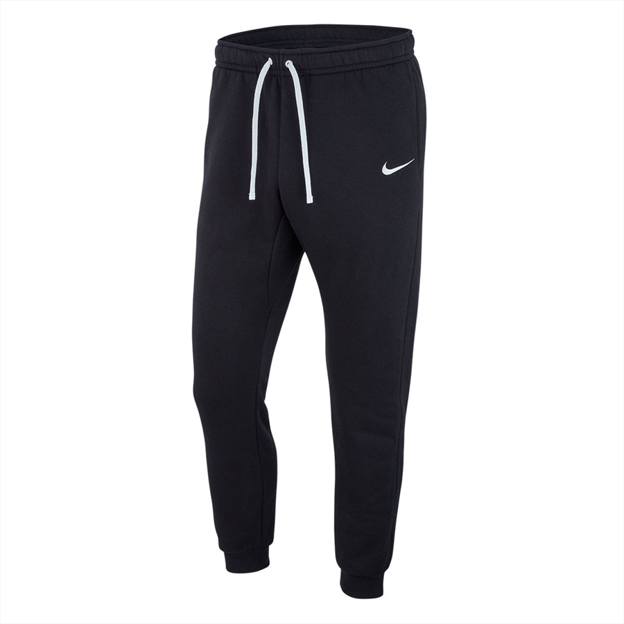 Nike Trainingshose Fleece Team Club 19 Pant schwarz/weiß Bild 2