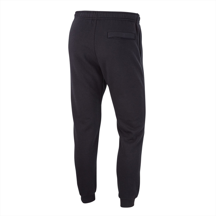 Nike Trainingshose Fleece Team Club 19 Pant schwarz/weiß Bild 3