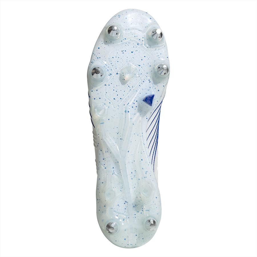 adidas Fußballschuh Predator 19.1 SG weiß/blau Bild 4