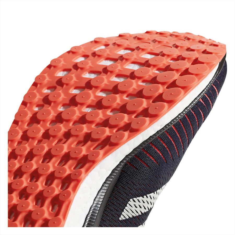 adidas Laufschuh Solar Drive M schwarz/orange Bild 6