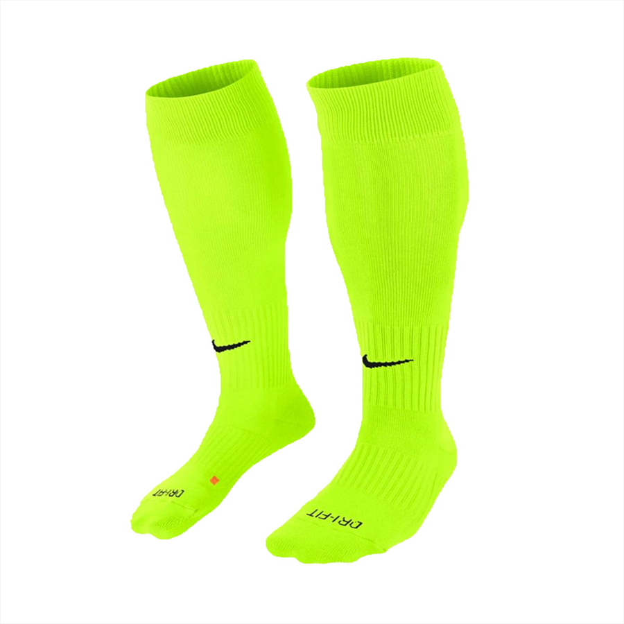 Nike Stutzen Classic II OTC gelb fluo/schwarz Bild 2