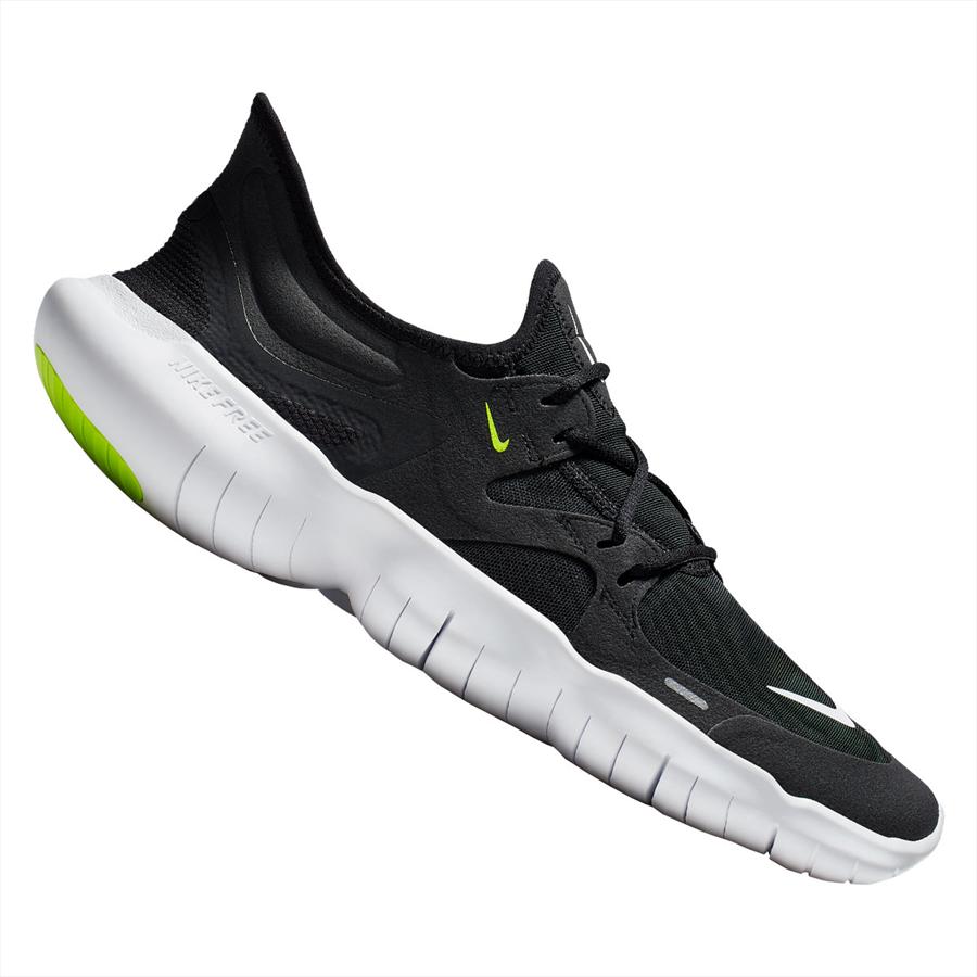 Nike Laufschuh Free Run 5.0 schwarz/weiß Bild 2