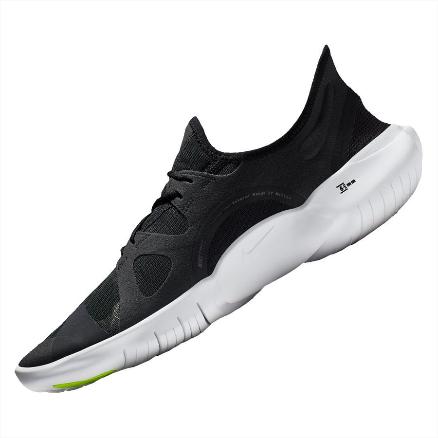 Nike Laufschuh Free Run 5.0 schwarz/weiß Bild 3