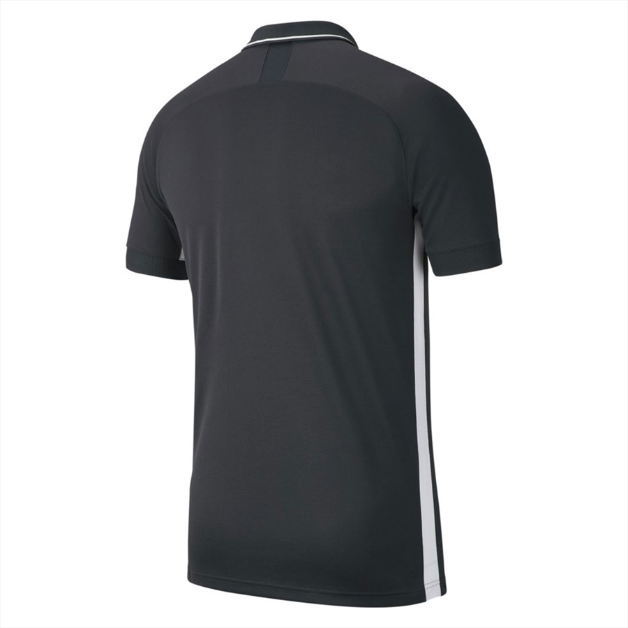 Nike Poloshirt Academy 19 anthrazit/weiß Bild 3