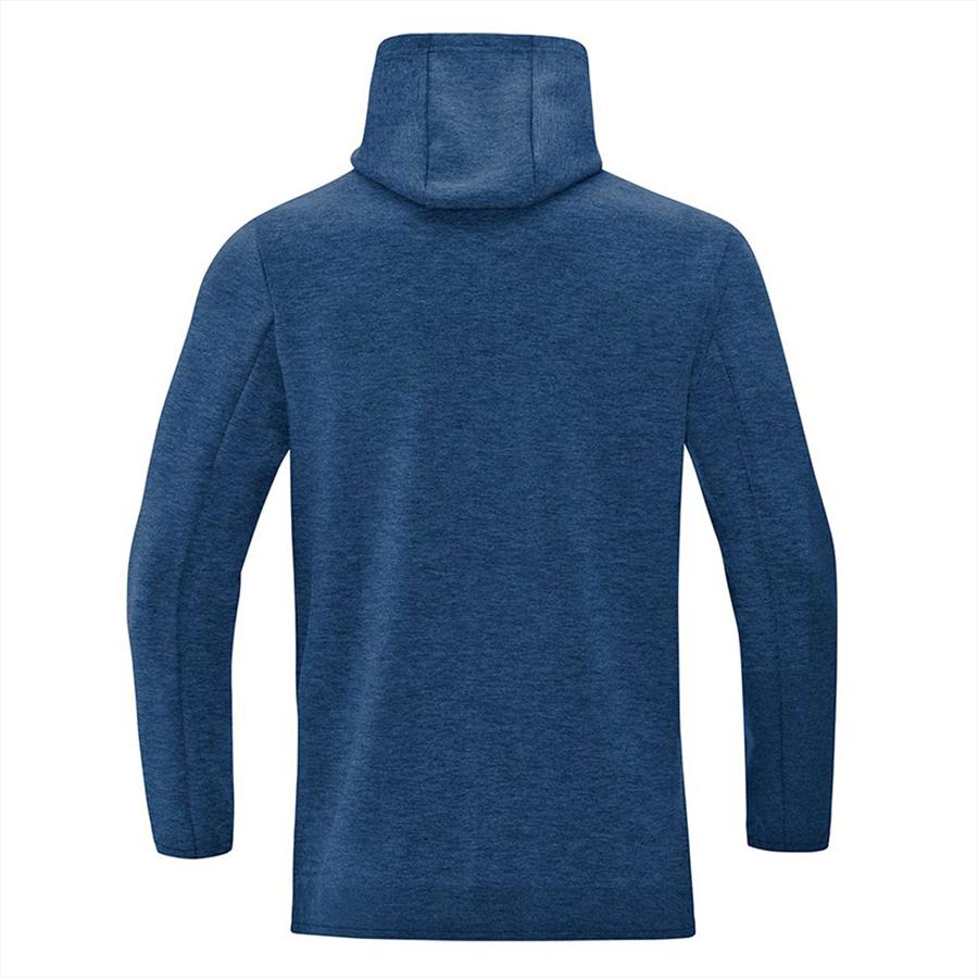 Jako Kapuzenjacke Premium Basics dunkelblau/schwarz Bild 3