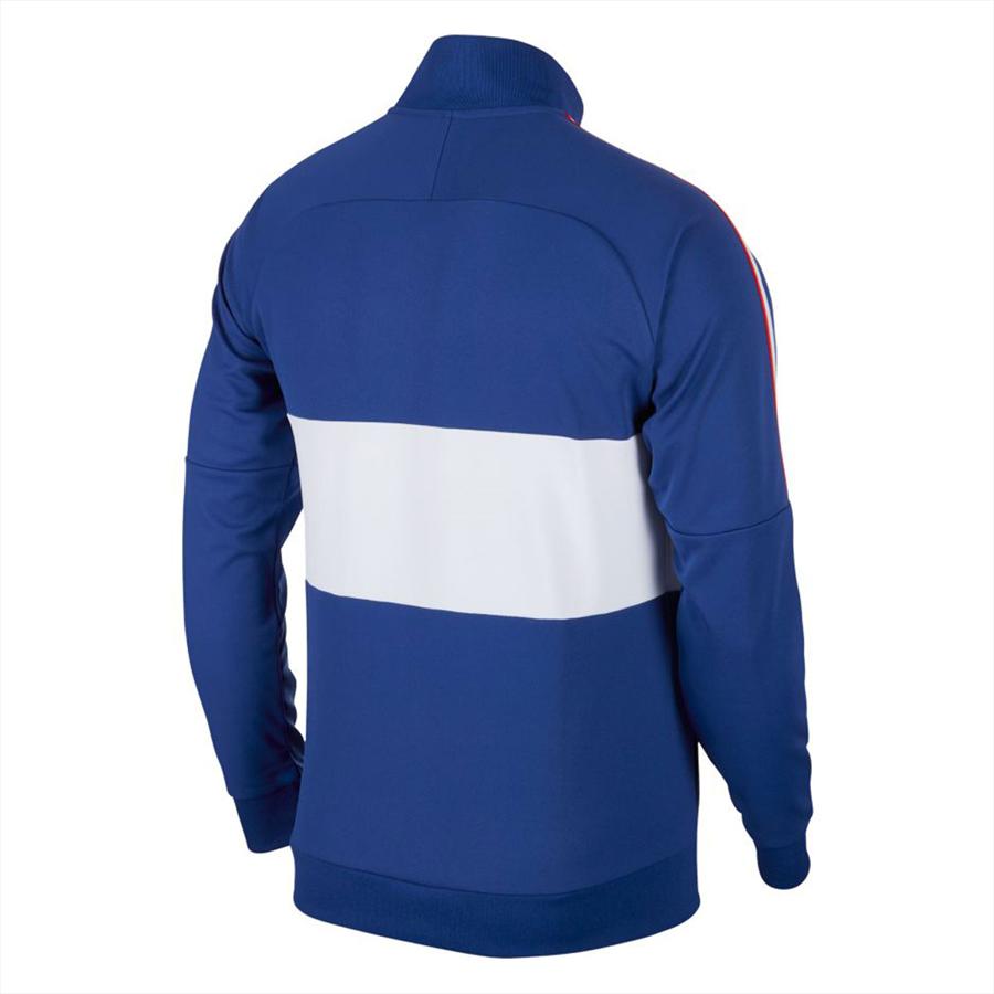 Nike Chelsea FC Fanjacke I96 Jacket blau/weiß Bild 3