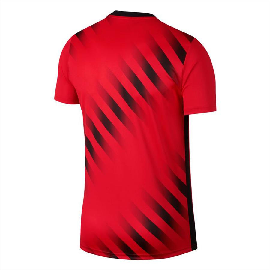 Nike Atlético Madrid Aufwärmtrikot Pre Match rot/schwarz Bild 3