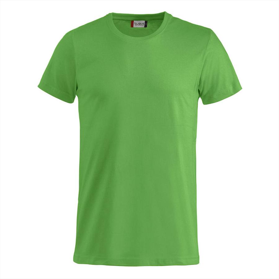 Clique Shirt Basic-T grün Bild 2
