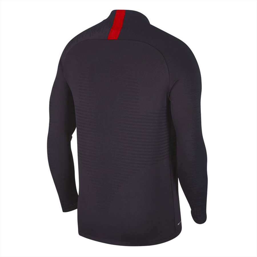 Nike Paris St. Germain Trainingsoberteil Strike Drill Top anthrazit/rot Bild 3