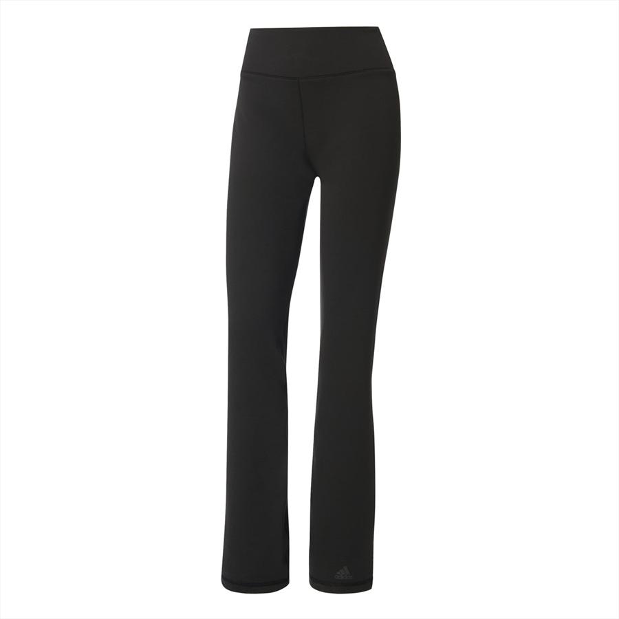 adidas Damen Trainingshose D2M Pant schwarz/weiß Bild 2