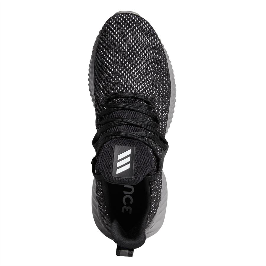 adidas Laufschuh alphabounce instinct M schwarz/grau Bild 6