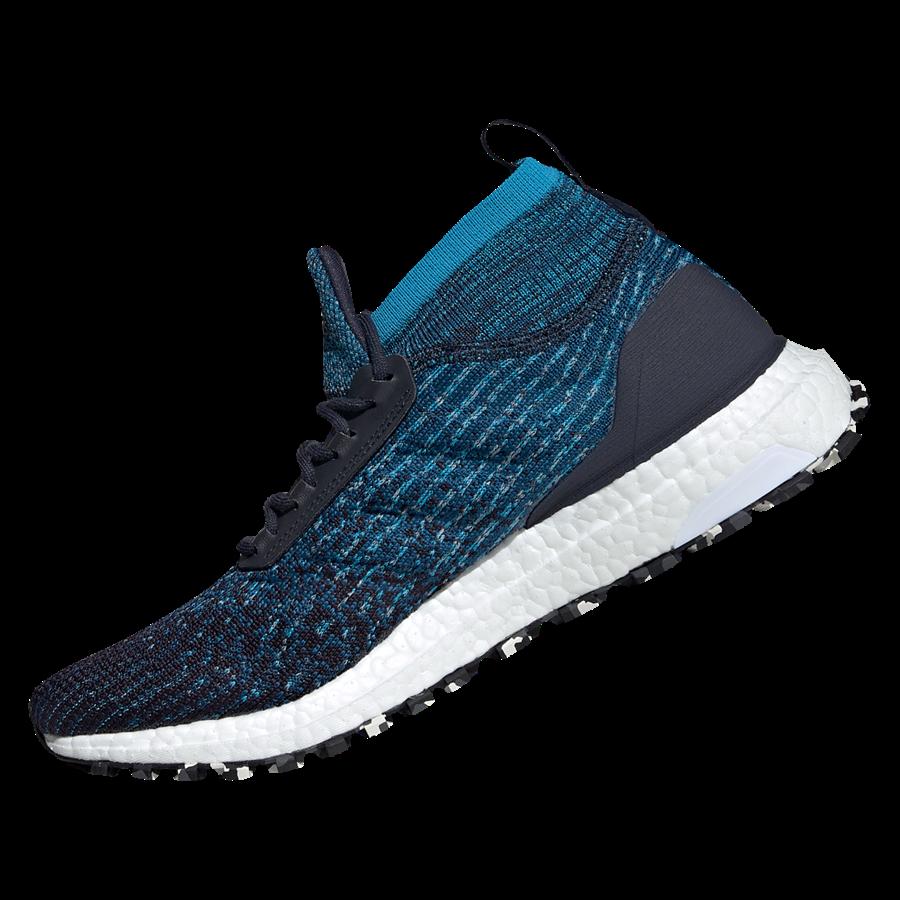 adidas Laufschuh Ultraboost All Terrain dunkelblau/blau Bild 3