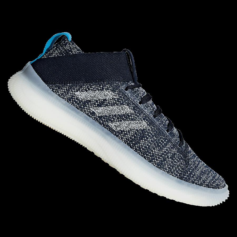 adidas Laufschuh PureBoost Trainer M dunkelblau/anthrazit Bild 2