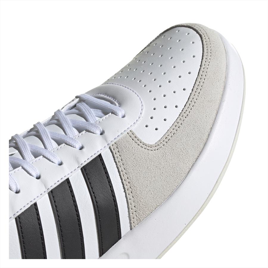 adidas Freizeitschuh Court 80s weiß/schwarz Bild 8