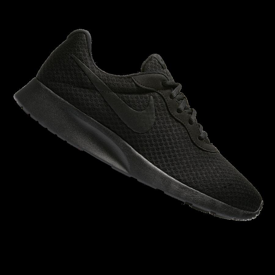 Nike Freizeitschuh Tanjun schwarz Bild 2