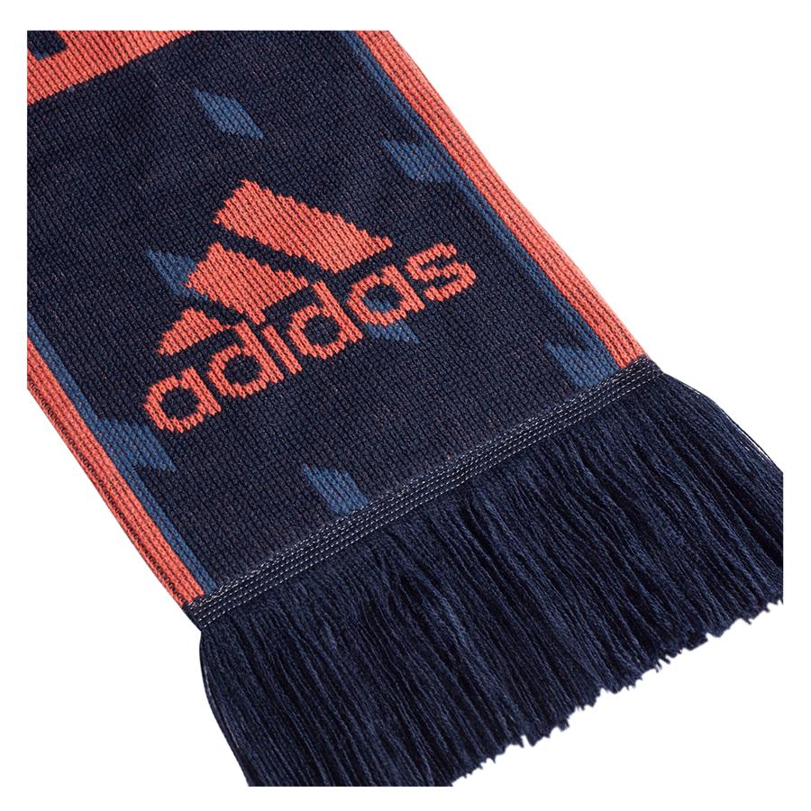 adidas FC Bayern München Fanschal dunkelblau/rot Bild 5