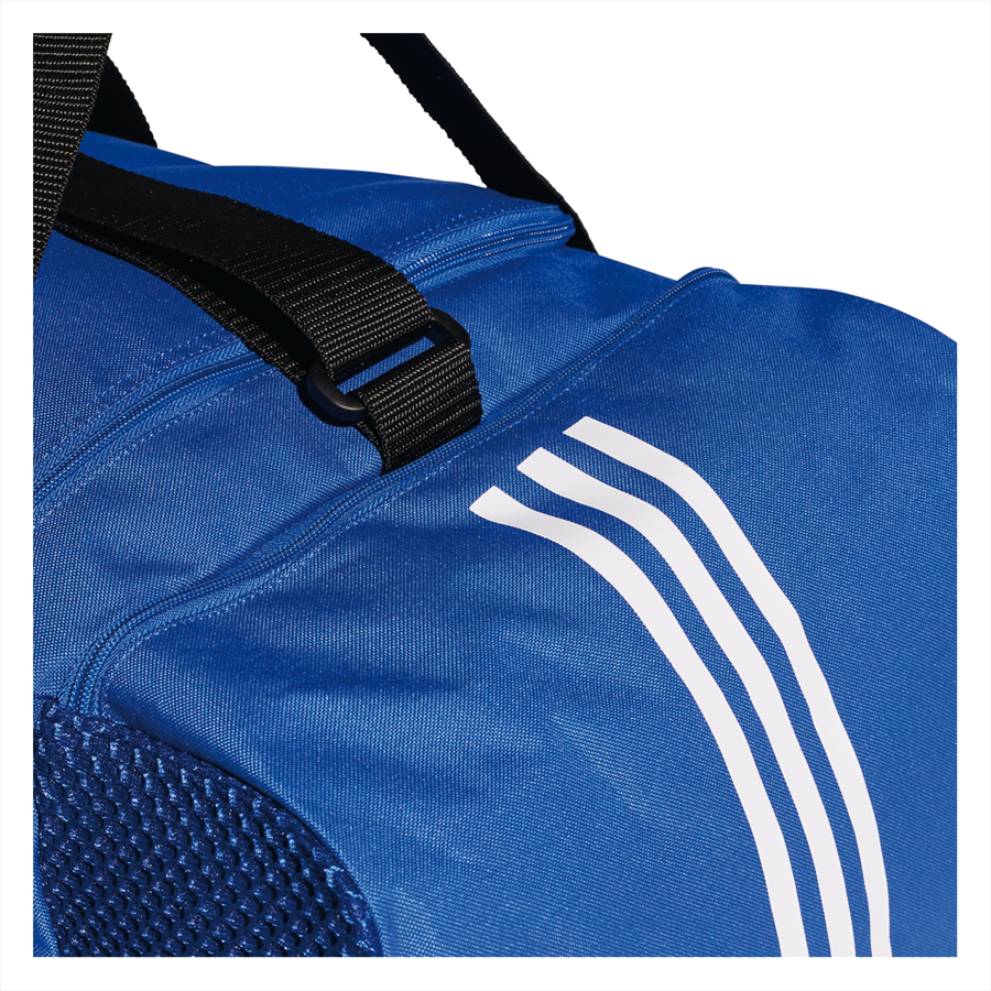 adidas Sporttasche Tiro Duffelbag M blau/weiß Bild 5