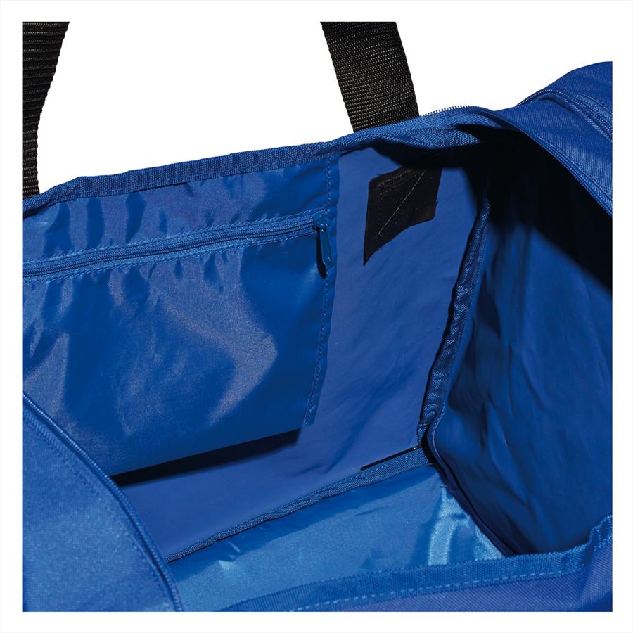 adidas Sporttasche Tiro Duffelbag M blau/weiß Bild 4