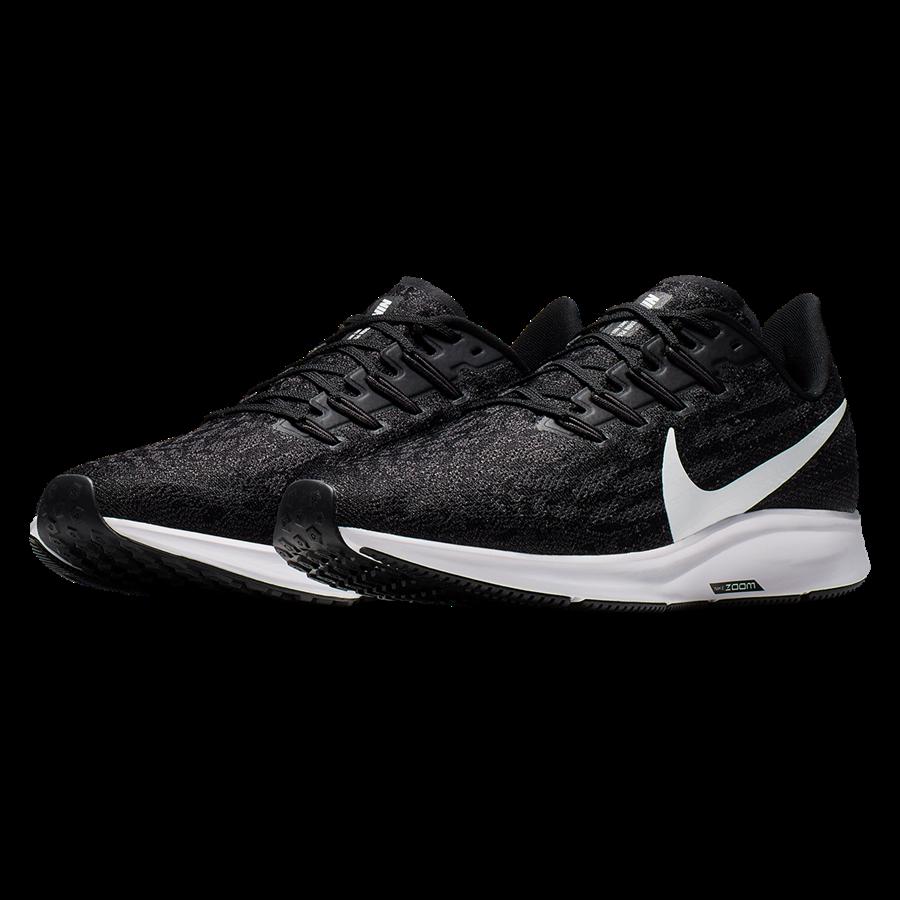 Nike Laufschuh Air Zoom Pegasus 36 schwarz/weiß Bild 5