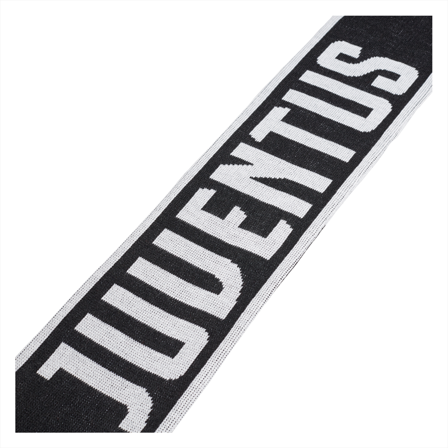 adidas Juventus Turin Fanschal schwarz/weiß Bild 3