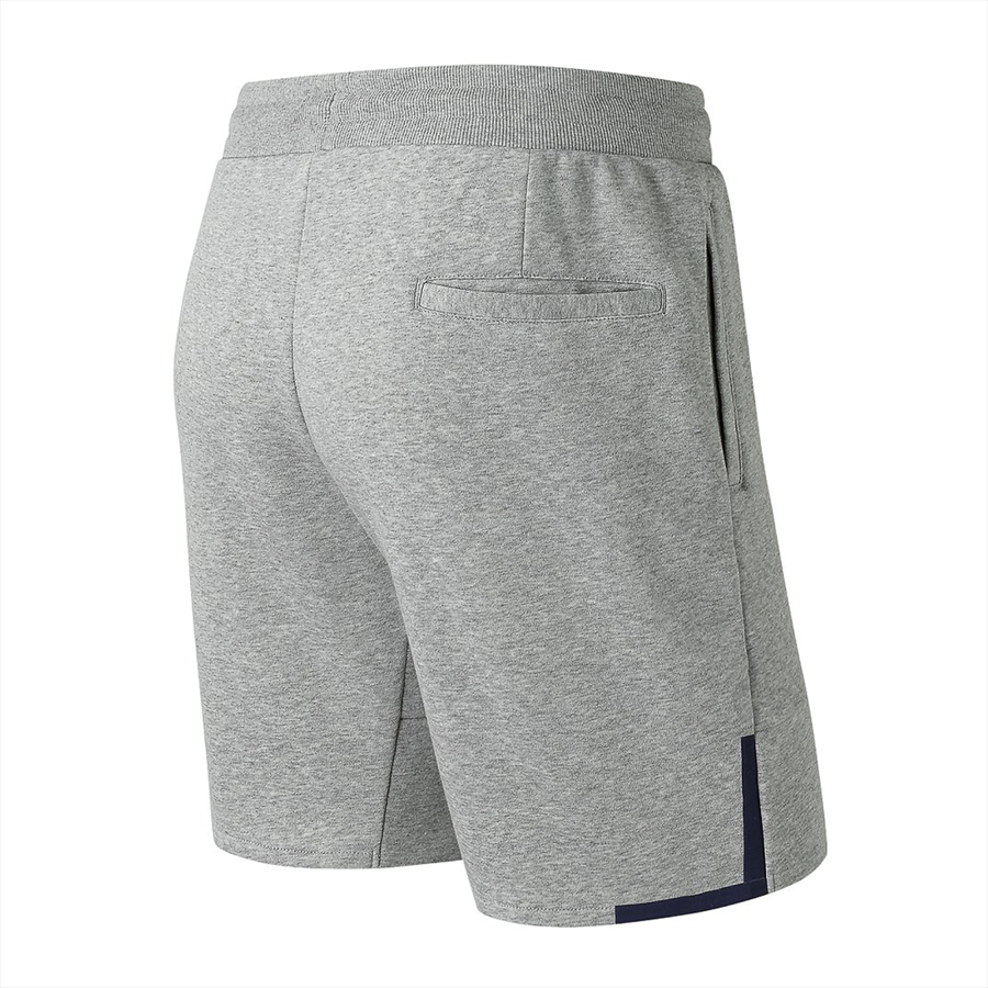 New Balance Short Athletics grau/schwarz Bild 3