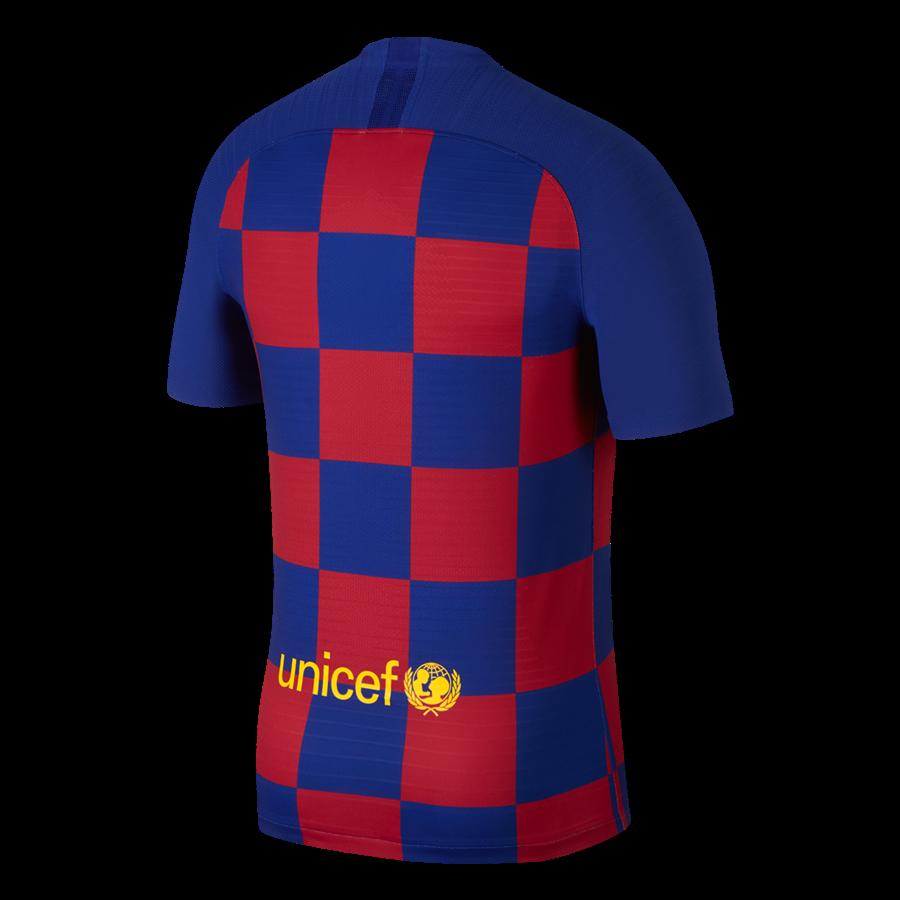 Nike FC Barcelona heren thuisshirt authentiek 2019/20 blauw/rood Afbeelding 3