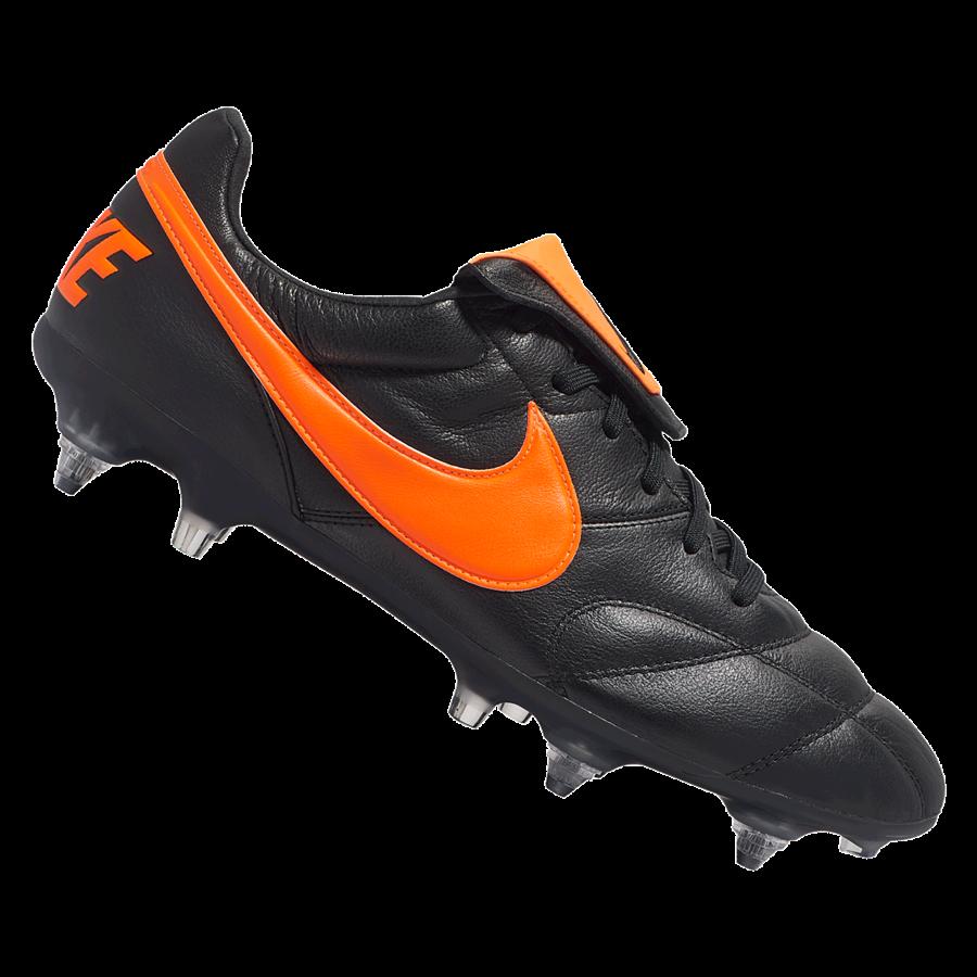 Nike Fußballschuh The Nike Premier II SG-Pro AC schwarz/orange Bild 2