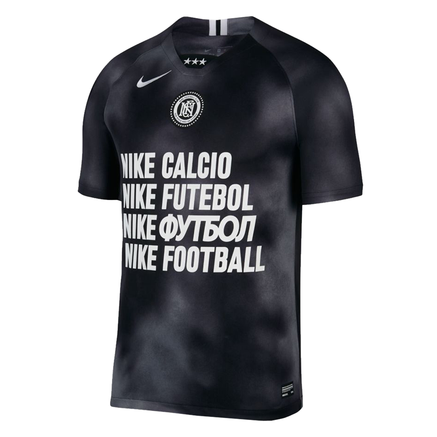 Nike Freizeitshirt F.C. Football schwarz/dunkelgrau Bild 2