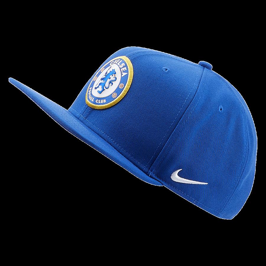 Nike Chelsea FC Kappe Pro Cap blau/weiß Bild 2