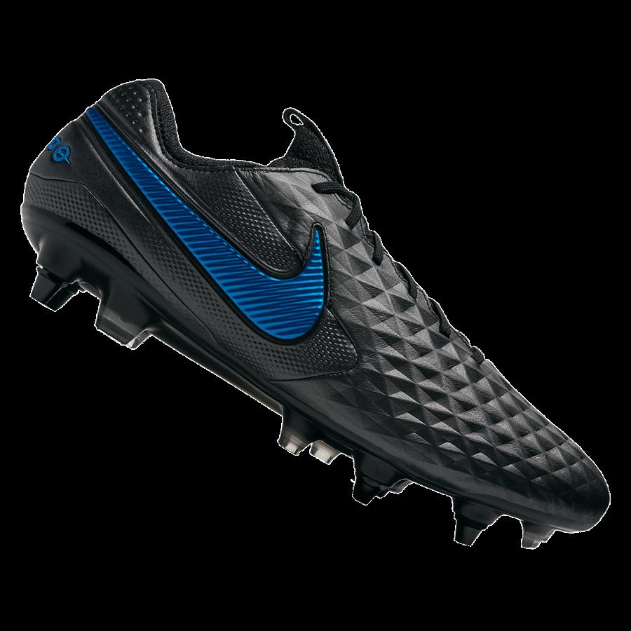 Nike Fußballschuh Tiempo Legend VIII Elite SG Pro AC schwarz/blau Bild 2
