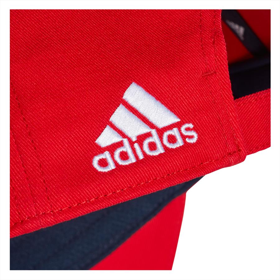 adidas FC Arsenal Kappe C40 Cap rot/weiß Bild 7