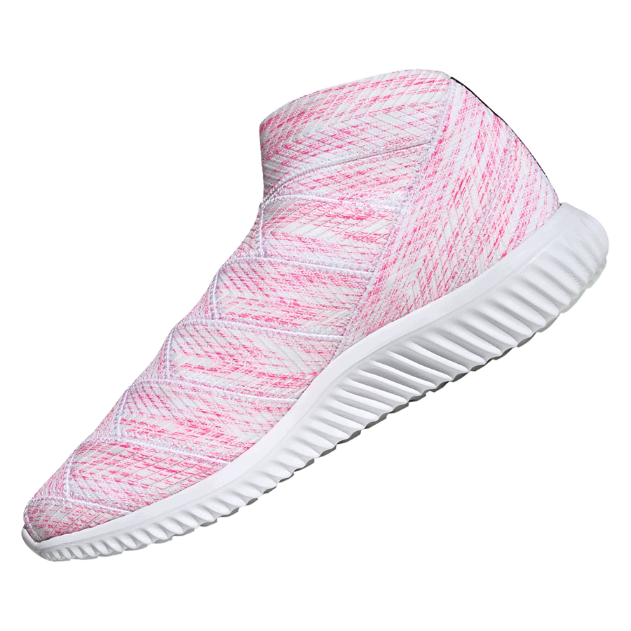 adidas Schuh Nemeziz 18.1 TR weiß/pink Bild 3