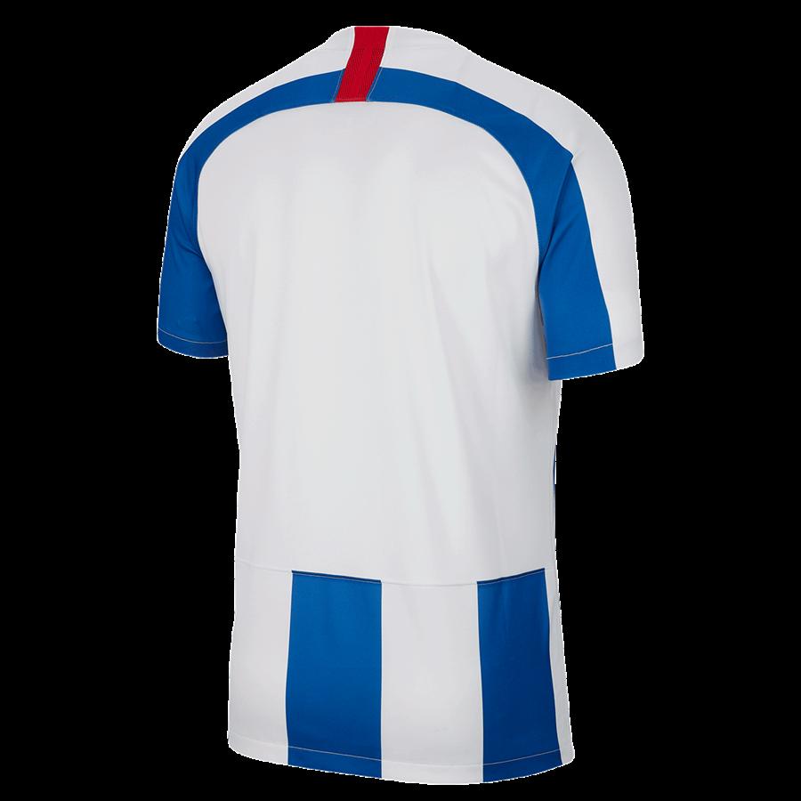 Nike Hertha BSC Herren Heim Trikot 2019/20 weiß/blau Bild 3