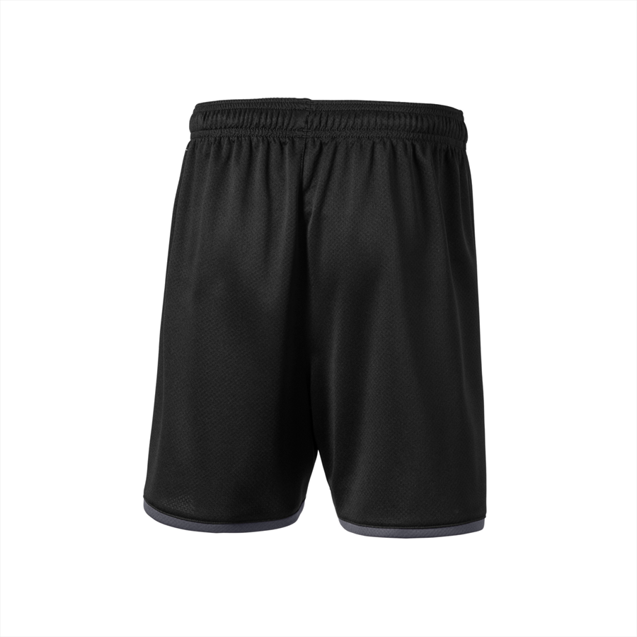 Puma BVB Kinder Short 2019/20 schwarz/anthrazit