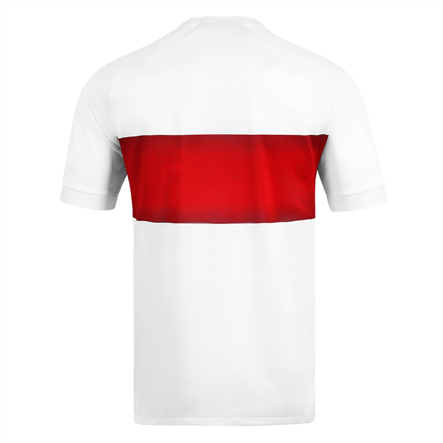 Jako VfB Stuttgart Herren Heim Trikot 2019/20 weiß/rot Bild 3