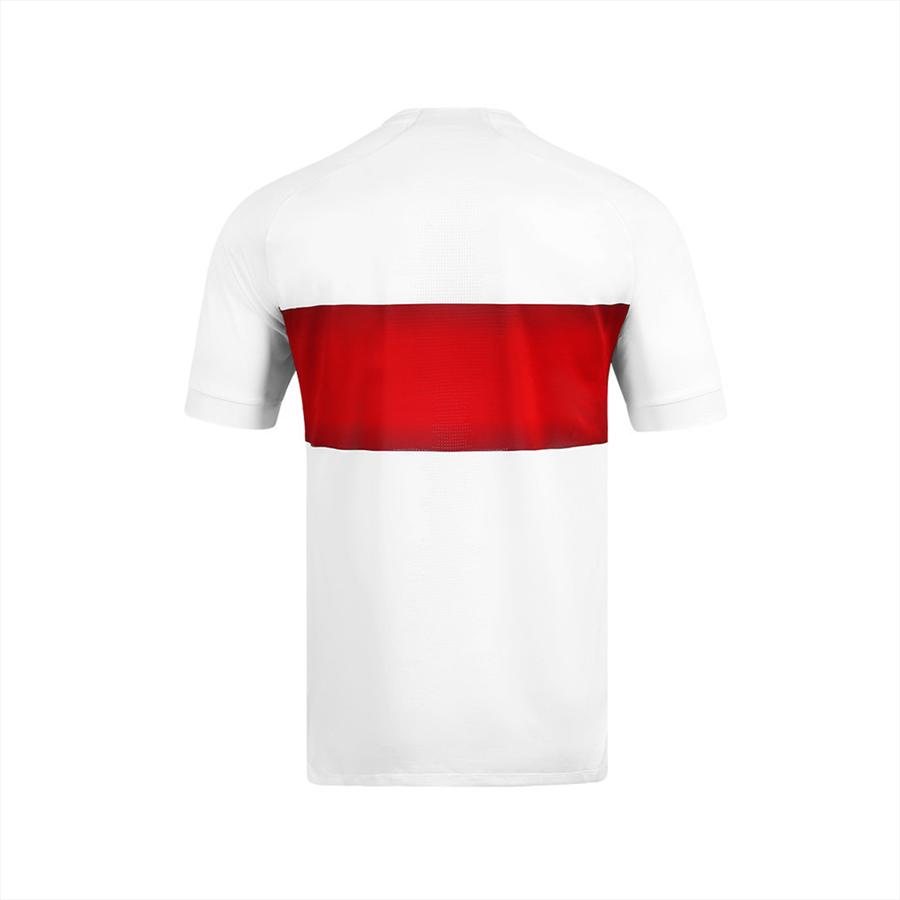 Jako VfB Stuttgart Kinder Heim Trikot 2019/20 weiß/rot Bild 3