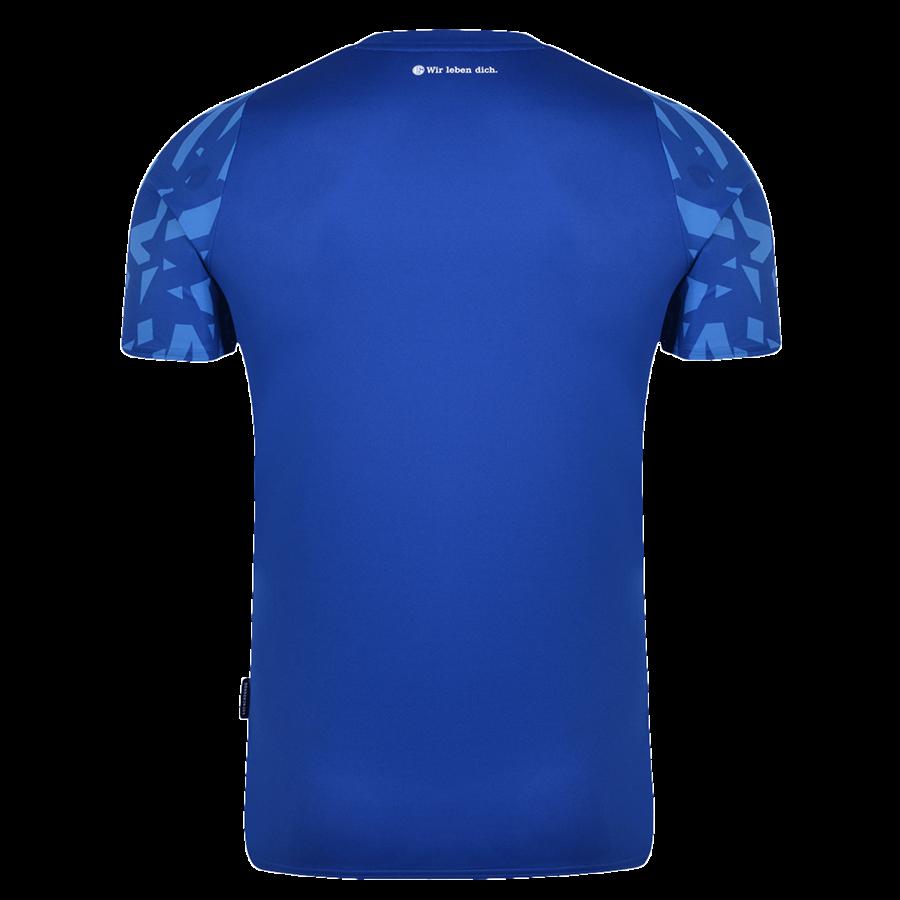 Umbro FC Schalke 04 Herren Heim Trikot 2019/20 blau/weiß Bild 3