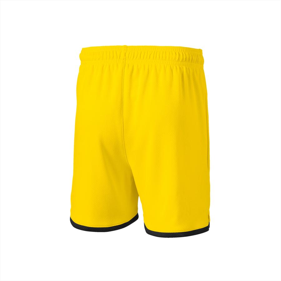 Puma BVB Kinder Short 2019/20 gelb/schwarz Bild 3