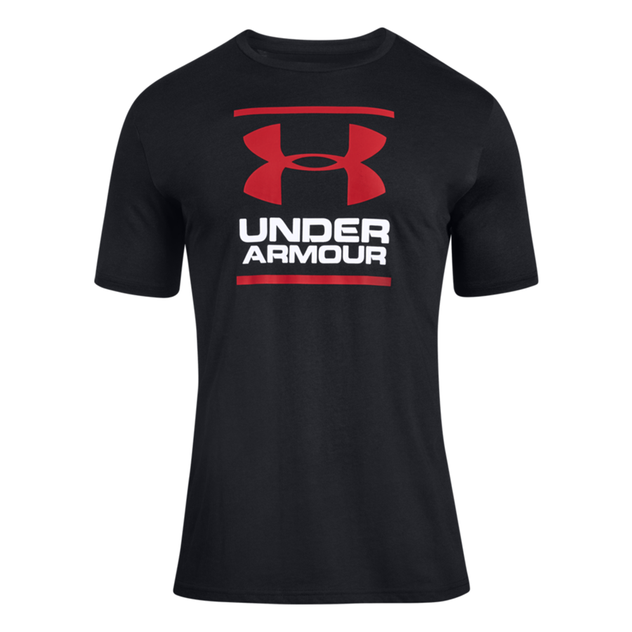 Under Armour Shirt GL Foundation schwarz/rot Bild 2
