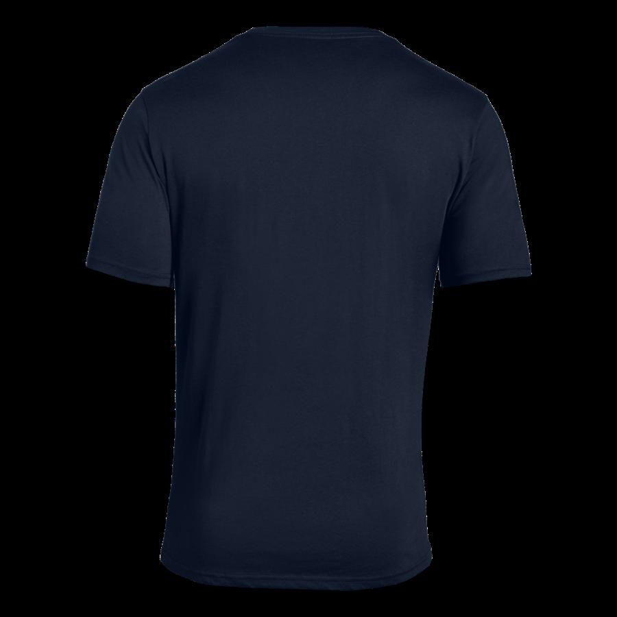 Under Armour Shirt GL Foundation dunkelblau/blau Bild 3