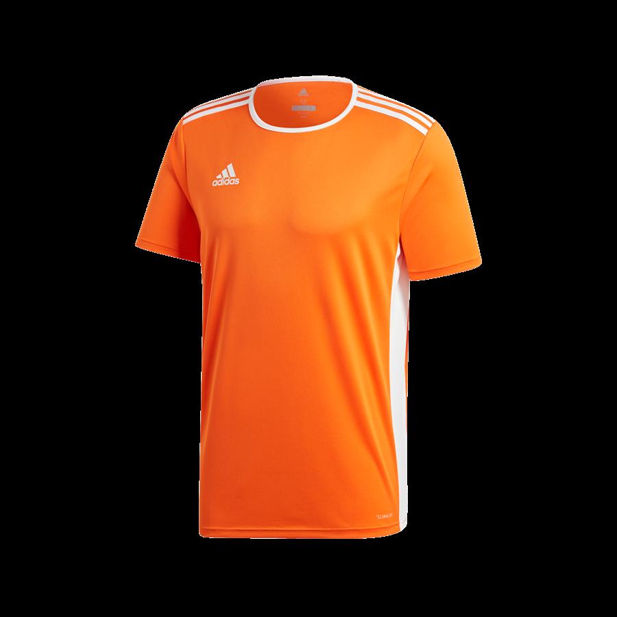 adidas Kinder Trikot Entrada 18 Jersey orange/weiß Bild 2