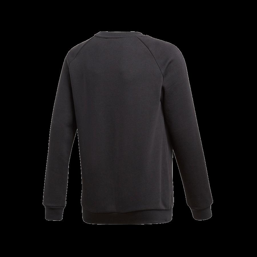 adidas Kinder Trainingspullover Core 18 Sweat Top schwarz/weiß Bild 3