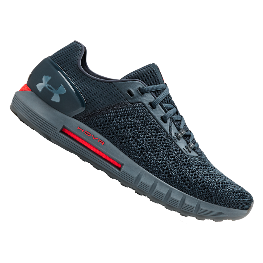 Under Armour Laufschuh HOVR Sonic II dunkelblau/rot