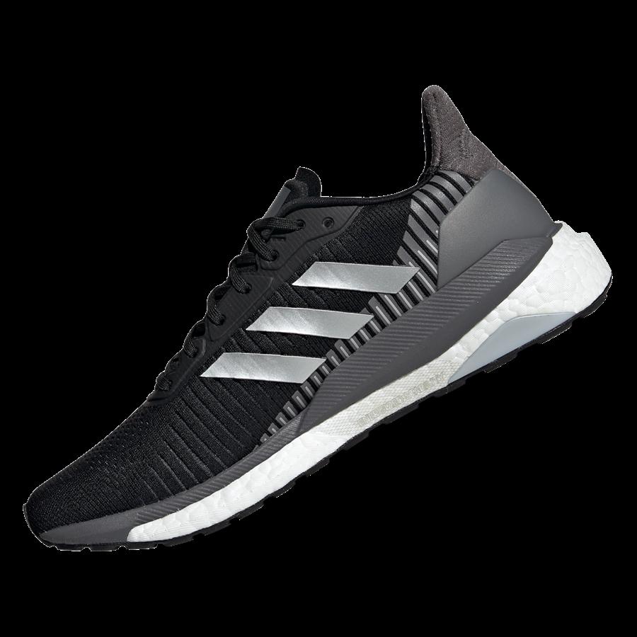 adidas Laufschuh Solar Glide ST 19 M schwarz/grau Bild 3