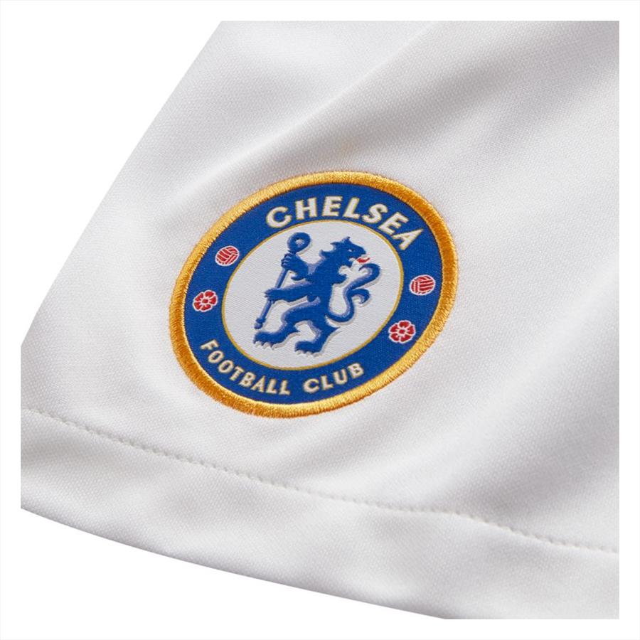Nike Chelsea FC Kinder Heim Short 2019/20 weiß/blau Bild 5