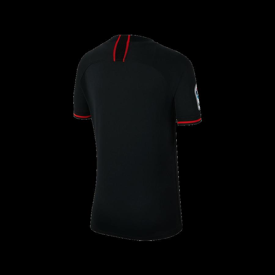 Nike Atlético Madrid Kinder Auswärts Trikot 2019/20 schwarz/rot Bild 3