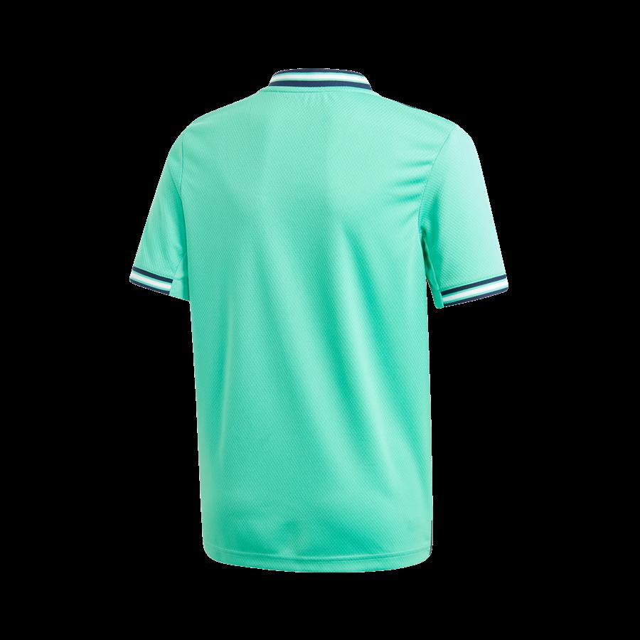adidas Real Madrid Kinder Champions League Trikot 2019/20 grün/dunkelblau Bild 3
